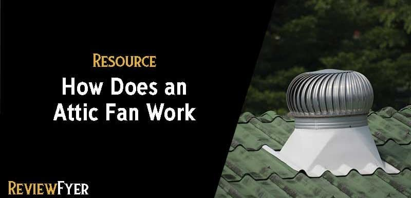 How Does an Attic Fan Work