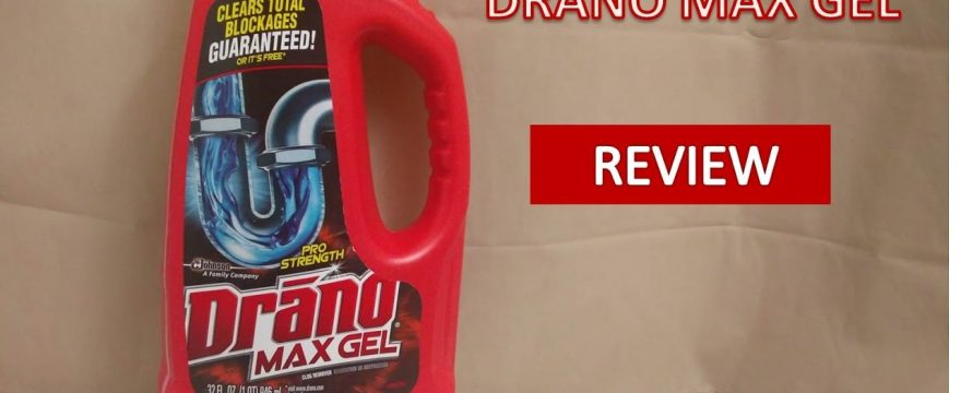 Drano Max Gel Review 2020